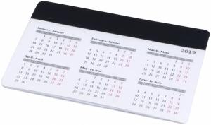 Podložka na myš Chart s kalendárom