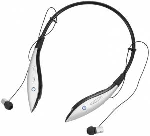 Slúchadlá Bluetooth® Echo v prevedení za hlavu