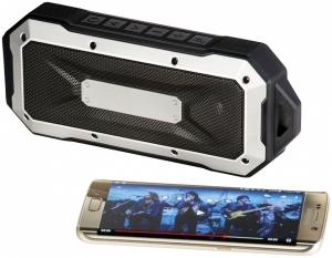 Vodotesný športový Bluetooth® reproduktor Boulder