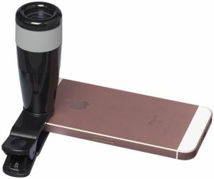 8x zoomový objektív na smartfón