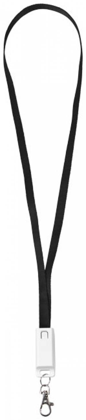 Nabíjací kábel Trace 3-v-1 s karabínkou
