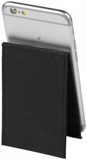 Telefónne puzdro na karty Premium s RFID so stojanom