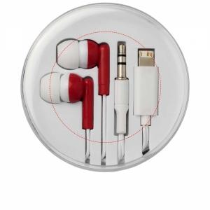 Switch sluchátka s viac konektormi