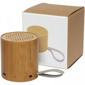 Lako bambusový Bluetooth® reproduktor