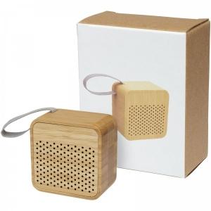 Arcana bambusový reproduktor Bluetooth®