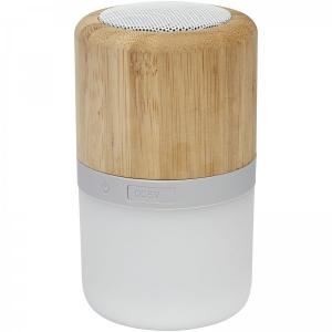 Aurea bambusový Bluetooth® reproduktor so svetlom