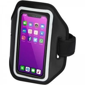 Haile reflexní smartphone náramek s průhledným krytem