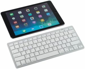 Bluetooth® cestovná klávesnica