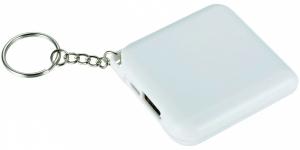 PowerBank 1800 mAh Emergency ako prívesok na kľúče