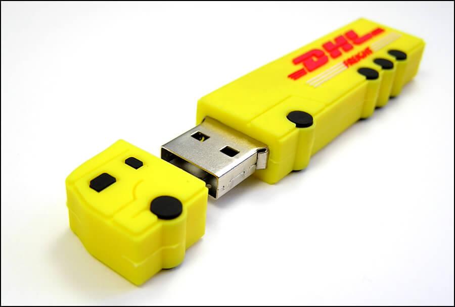 USB kľúč s potlačou