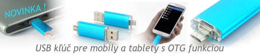 USB pre mobil a tablet