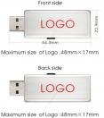 USB klasik 128 - usb s potlačou - 2